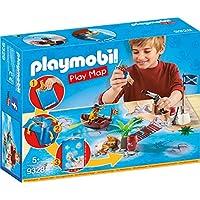 Playmobil 9328 Play Map, piratas