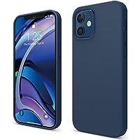 """elago Liquid Silicone Case Kompatibel mit iPhone 12 Hülle & Kompatibel mit iPhone 12 Pro Hülle (6,1""""), Hochwertiges…"""