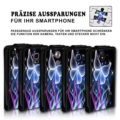 Vertical Alternate Cases Étui Coque de Protection Case Motif carte Étui support pour Apple iPhone 6Plus/6S Plus–Variante Ver27 Design 1