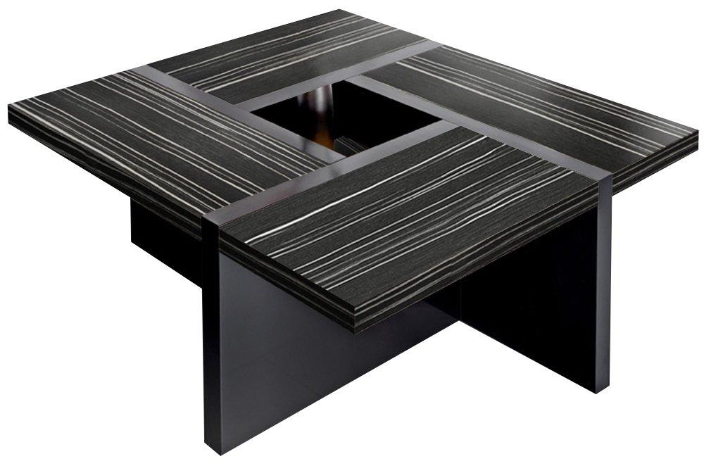 Regalwelt 2002-KF-SHG-NUG Couchtisch Quadro Uno, 80 x 80 x 35 cm ...