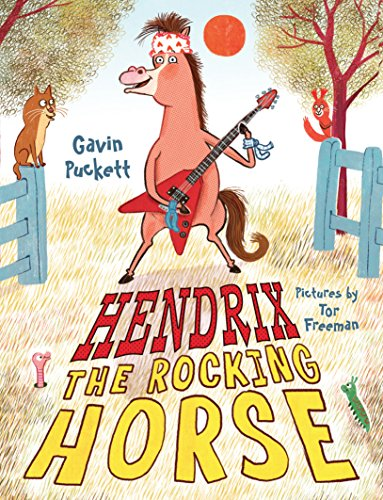 Hendrix the Rocking Horse (Fables from the Stables, Band 2) Kind Pferd Rocking