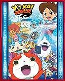 Yo-Kai Watch Mini Poster et Cadre (Plastique) - Key Art (50 x 40cm)
