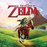 The Legend of Zelda 2015 Calendar.