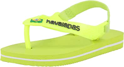 Havaianas Unisex Babies Brasil Logo Ii Sandals