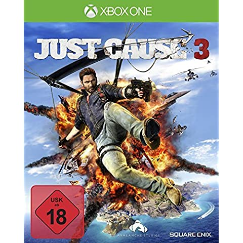 Just Cause 3 (USK 18 Jahre) XBOX ONE by Square Enix Limited