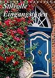 Stilvolle Eingangstüren (Tischkalender 2019 DIN A5 hoch): Schöne Türen in Norddeutschland (Monatskalender, 14 Seiten ) (CALVENDO Kunst)