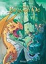 Les chroniques de Braven Oc, tome 4 : L'île aux dragons (BD) par Alcante