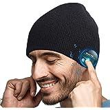 Cappello Bluetooth Idee Regalo Uomo - Cappello Uomo Donna Invernali, Berretto Bluetooth 5.0 Musica Cappello Migliori Regali N