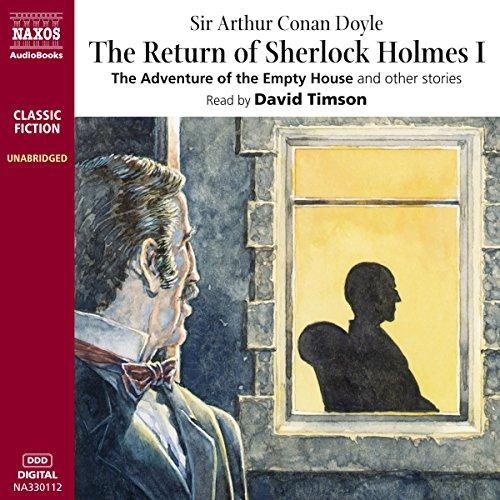 The Return of Sherlock Holmes I  Audiolibri