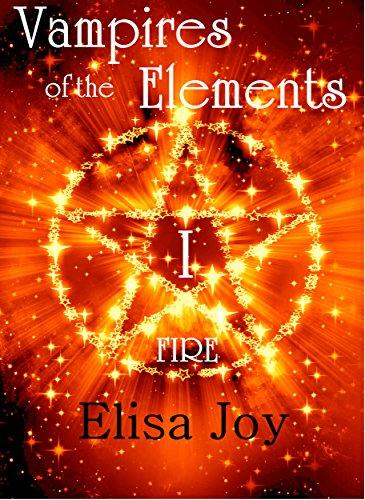 Buchseite und Rezensionen zu 'Vampires of the Elements 1: Fire' von Elisa Joy