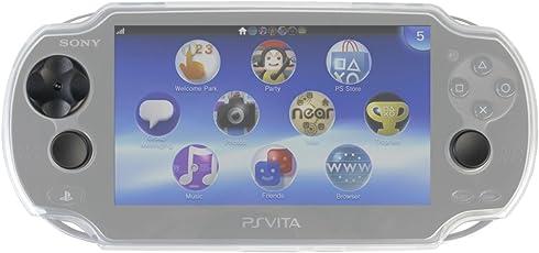 CTA Digital PS Vita TPU Bumper With Extra Pads