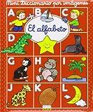 ALFABETO MINI DICCIONARIO POR IMAGENES (Mini diccionario por imagenes/ Mini Images Dictionary)
