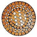 Mosaiktisch 62 x 34 cm - verschiedene Modelle von Deuba bei Gartenmöbel von Du und Dein Garten