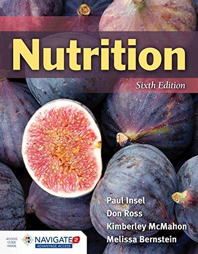 Nutrition por Paul Insel