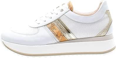 ALVIERO MARTINI - Sneakers bianco/platino #x888 0605/0682/X888