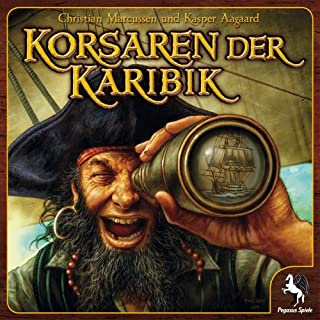 Pegasus Spiele 51920G - Korsaren der Karibik (B004LWF0FI) | Amazon price tracker / tracking, Amazon price history charts, Amazon price watches, Amazon price drop alerts