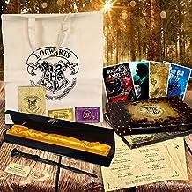Hogwarts Wand Set Harry Potter Gift