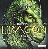 Eragon - Das Erbe der Macht von Paolini. Christopher (2011) Audio CD