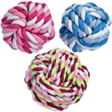 #8: Pets Empire Puppy Dog Pet Rope Toys Chew Teeth Cleaning Toy 1 Piece Color May Vary Size Small For Small Puppies