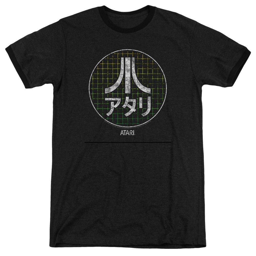 Atari – Camiseta – Camiseta gráfica – Manga Corta – Opaco – para Hombre