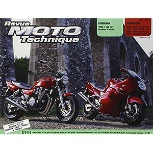 RMT N° 107.1 : Honda CBR 1100 XX 1997 et 1998, Yamaha XJR 1200, 1200 SP, 13000, 1300 SP de 1995 à 2003