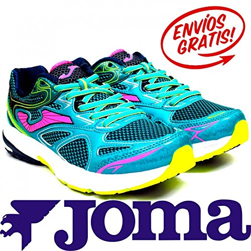 Scarpa running VITALY donna Joma - Verde, 38
