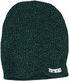 Neff Unisex Daily Heather Neff Daily Heather Beanie Hat - Black/Blue, One Size