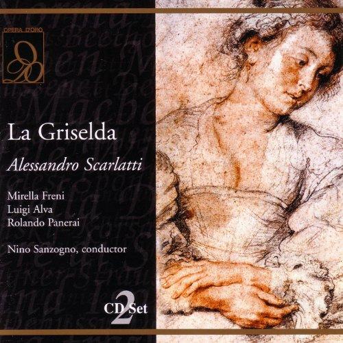 Scarlatti: La Griselda: Bel labbro, ancor non sai... L'arcano in te racchiudi