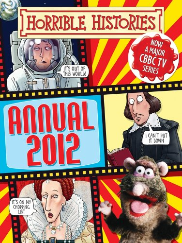 Horrible History Annual 2012