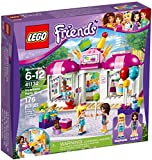 #9: Lego Friends Heartlake Party Shop, Multi Color with Free Santa's Visit