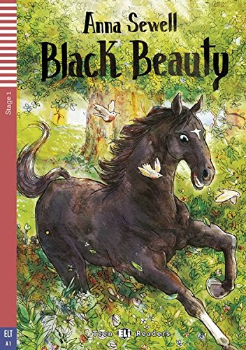 Black Beauty: Buch + Audio-CD (Teen ELI Readers)