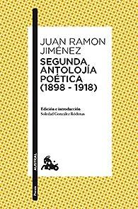 Segunda antolojía poética par Juan Ramón Jiménez
