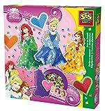 Ses Princesas Disney - Cuentas para planchar, multicolor 14733