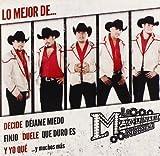 Lo Mejor De by La Maquinaria Nortena (2014-05-06)