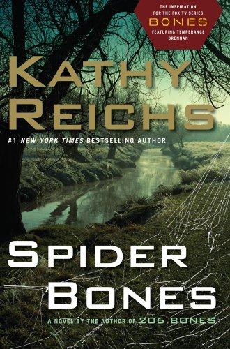 Reich Bug (Spider Bones: A Novel (A Temperance Brennan Novel))