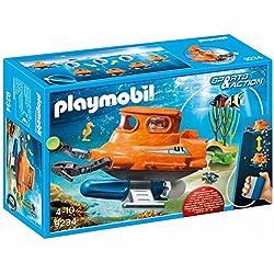 Playmobil - Submarino con Motor (9234)