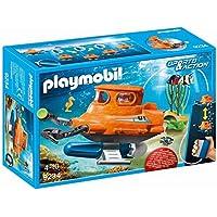 Playmobil Submarino con Motor (9234)