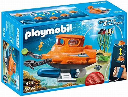 Playmobil- Submarino con Motor