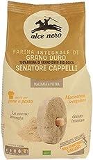 Alce Nero Semola integrale di grano duro senatore cappelli