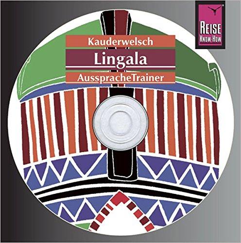 Lingala für Kongo und Zaire. Kauderwelsch-CD