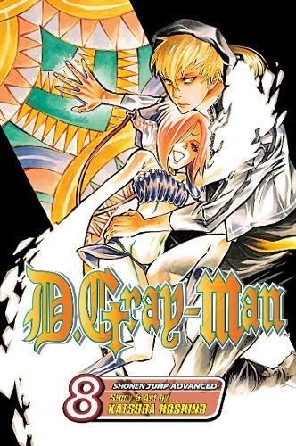 D. Gray-Man, Vol. 8 Cover Image