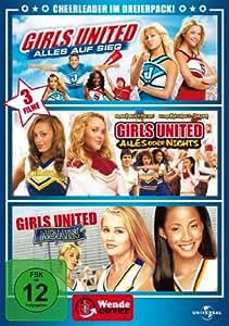 Girls United 2-4 [3 DVDs]