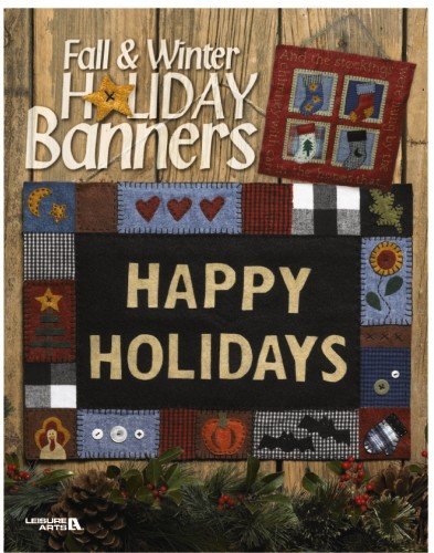 Winter Banner (Fall & Winter Holiday Banners)
