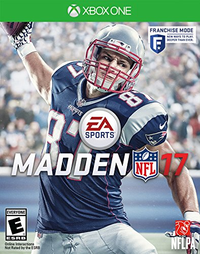 Madden NFL 17 - Standard Edition - Xbox One(Version US, Importée)