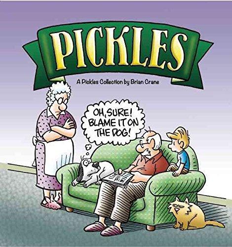 [(Oh, Sure! Blame it on the Dog! : A Pickles Collection)] [By (author) Brian Crane] published on (October, 2013)