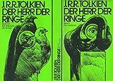 Der Herr der Ringe. Band 1: Die Gefährten. Band 2: Die zwei Türme. Band 3: Die Wiederkehr des Königs. Aus dem Englischen von Margaret Carroux. Gedichtübertragungen von E.-M. von Freymann - J.R.R. Tolkien