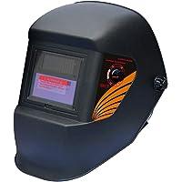 Todeco - Masque de Soudure Réglable, Masque avec Assombrissement Automatique - Matériau: Plastique (PP, PE) - Type de…