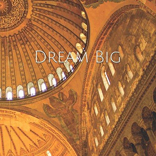 Dream Big: Square Blank Journal: Istanbul Turkey Cover (The Gentleman Wayfarer Journal Series, Band 64)