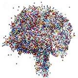 144pcs x 10 couleur Strass thermocollant multicolore tranparent à repasser