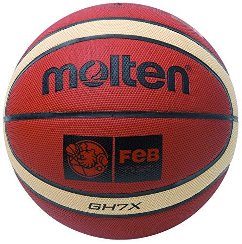 Molten BGHX - Balón Baloncesto Senior Masculino